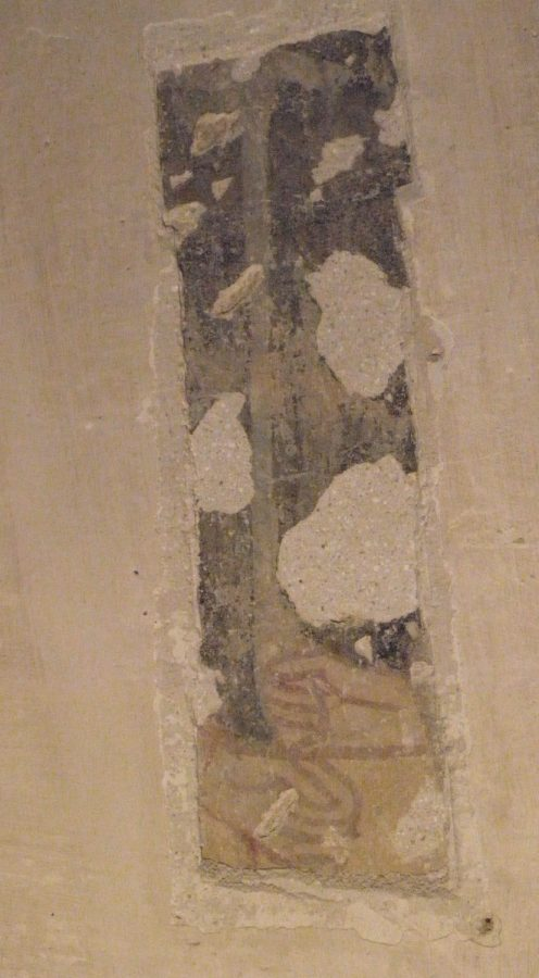 Pinturas templarias de Cofita_RondaSomontano