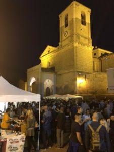 Gran éxito de la I Feria de la Cerveza Artesana de Salas Bajas