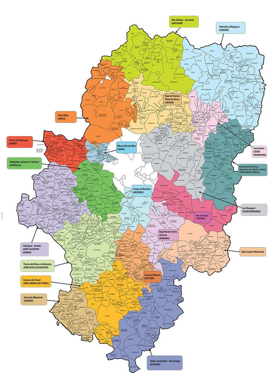 Pueblos De Teruel Mapa De Quemas En Aragon.El Falsoaragonesismo Del Psoe