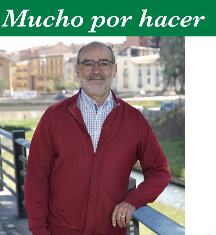 Ramón Campo, candidato de Cambiar Barbastro.