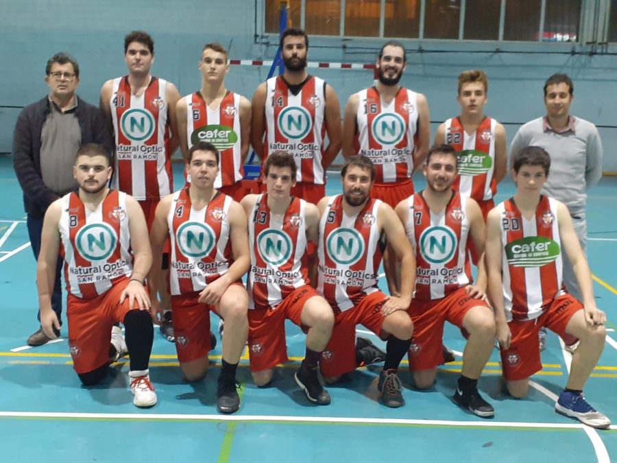 Crónica Union Basket Barbastro - Natural Optics San Ramón - Ronda Somontano