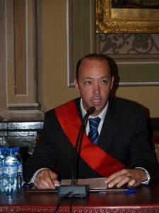 Ernesto Cáncer, concejal de Comercio. Foto JLP.