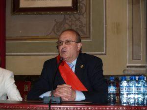 Francisco Víu, concejal de IU. Foto JLP.