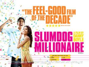 Cartel de Slumdog Millonaire (Foto: S.E.)
