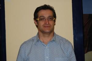 Juanfer Briones, nuevo presidente del CAB. Foto JLP.