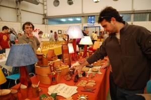 Feriartesanía reúne a 150 artesanos. Foto R.S.