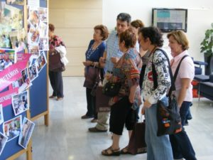 Asistentes a la jornada en el Centro de Congresos. (Foto A.H.)