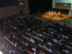 El Centro de Congreso acogió este primer encuentro. (Foto S.E.)
