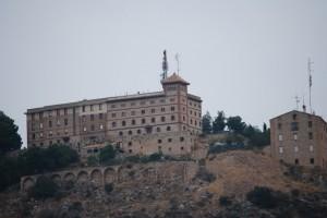 Monasterio del Pueyo. Foto JLP.