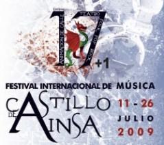 Festival Internacional Castillo de Aínsa 2009