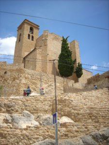 Castillo de Benabarre. Foto F.V.