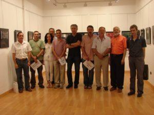 Foto de los ganadores de 2008. Foto S.E.