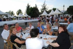 Muestra Gastronómica del Festival Vino Somontano. Foto JLP.