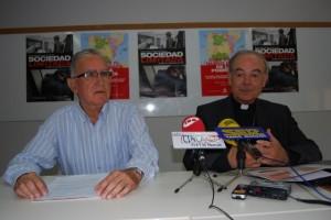 Valentín Ledesma y Alfonso Milián. Foto JLP.