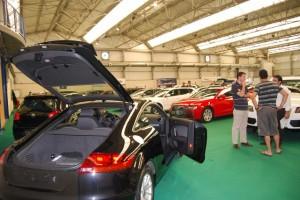 IFB Motor ofrece coches de todas las clases. Foto JLP.