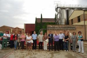 Asamblea de Turismo Verde con Antonio Cosculluela. Foto JLP.