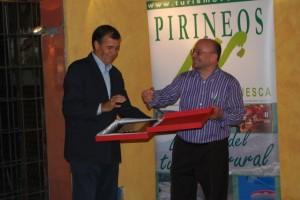 Antonio Cosculluela y Francisco Parra. Foto JLP.