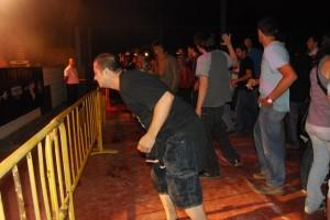 El público ha arropado al festival de Graus. Foto R.S.