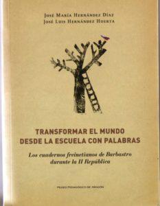 Portada del libro editado por el Museo Pedagógico. Foto S.E.