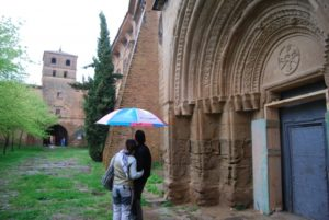 Monasterio de Casbas. Foto JLP.