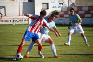 Atlético Monzón. Foto JLP.