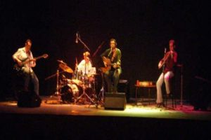 El grupo Los Lambreños actuará en Berbegal. Foto S.E.