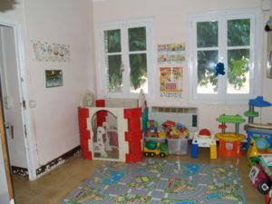 Casa Canguro de Adahuesca, realizada gracias a estos fondos. Foto S.E.