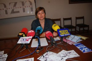 Elisa Sanjuán. Foto R.S.