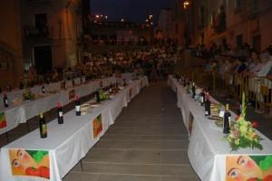 Platos presentados al concurso. Foto JLP.