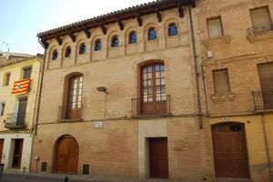 Lugar donde se ubicará el Museo del Canal. Foto JLP.