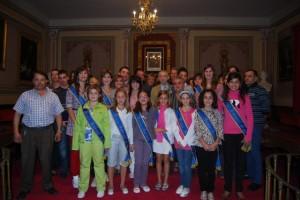Foto de familia de los galardonados. Foto JLP.