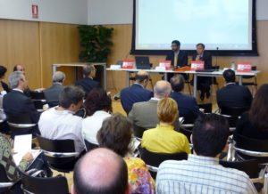 Jornada de Aragón Exterior. Foto S.E.