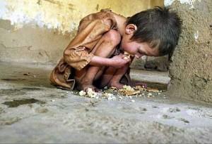 Hasta ahora ya son 700 las comunidades afectadas por la hambruna.