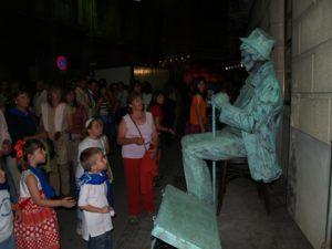 La Noche Mágica volverá estas fiestas. Foto JLP.