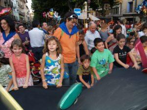 Los niños serán protagonistas. Foto JLP.