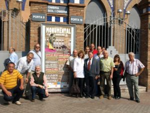 Asociacion Amigos de la Plaza de Toros de Barbastro.