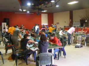 Participantes en el torneo. Foto S.E.