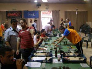Torneo de warhammer de Barbastro. Foto S.E.