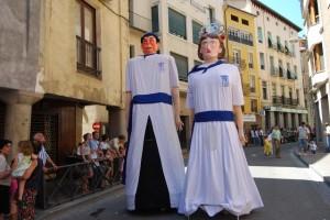 Ferranko y Ferranka. Foto JLP.