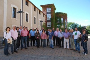Grupo de Cantabria. Foto JLP.