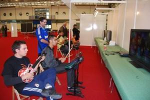 Los juegos de música, los que más aceptación han tenido. Foto JLP.