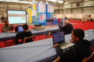Sesiones técnicas y de formación. Foto JLP.