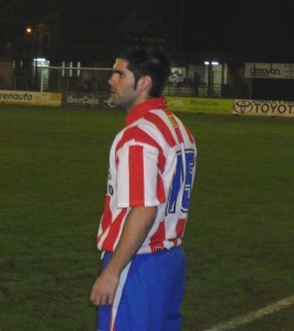 Hugo Nasarre. Foto Carlos Marco.