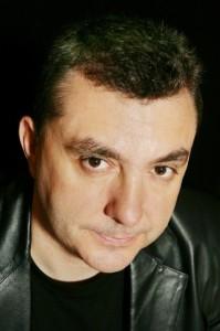 Manuel Vilas. Foto: Daniel Mordzinski.