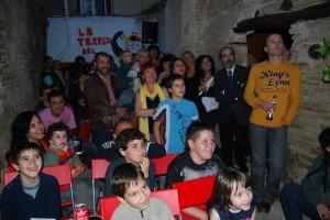 Asistentes a uno de los actos del Almacén de Ideas. Foto JLP.