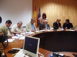 Firma del acuerdo. Foto S.E.