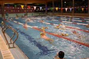 Los más pequeños también nadarán. Foto S.E.