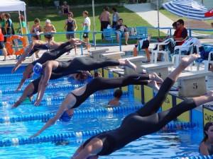 Competición en las pistas de verano de Airon Club. Foto S.E.