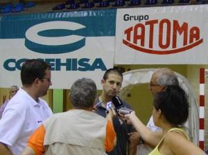Serna participa en el campeonato de España. Foto Guillermo Uguet.