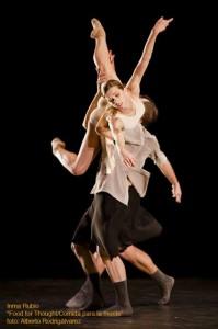 El espectáculo mezcla danza contemporánea. Foto S.E.